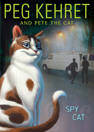 Spy Cat Book Cover Picture