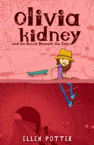 Olivia Kidney Secret Beneath City