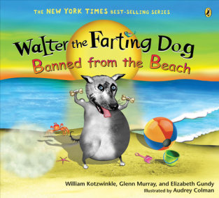 Walter the Farting Dog: Banned from the Beach