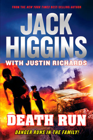 Death Run by Jack Higgins and Justin Richards