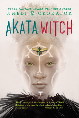 The cover of the book Akata Witch
