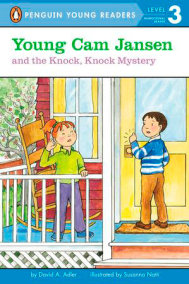 Young Cam Jansen and the Knock, Knock Mystery