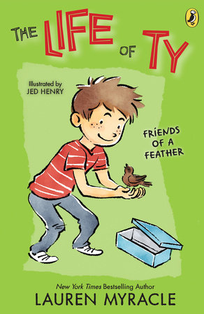 Friends Of A Feather By Lauren Myracle Penguinrandomhouse Books
