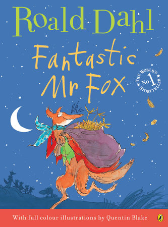 SE Fantastic Mr. Fox by Roald Dahl