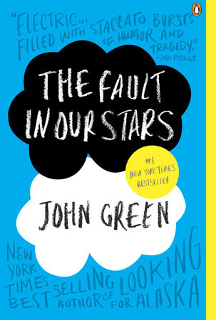 The Fault in Our Stars Book Cover Picture