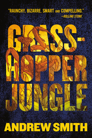 Grasshopper Jungle Book Cover Picture