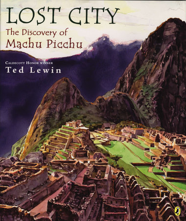 Lost City by Ted Lewin