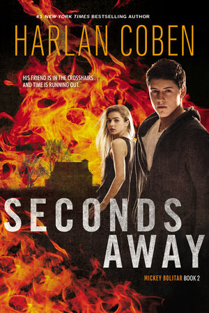 Seconds Away (Book Two)