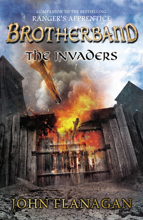 The Invaders by John Flanagan