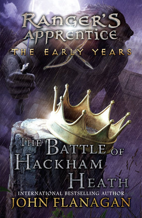 The Battle of Hackham Heath by John A. Flanagan