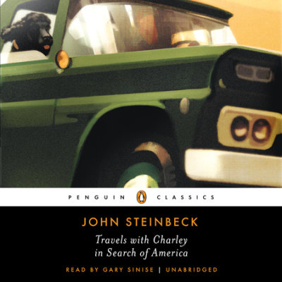 Travels with Charley in Search of America cover