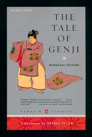 The Tale of Genji Book Cover Picture