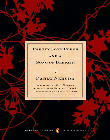 Twenty Love Poems and a Song of Despair Book Cover Picture