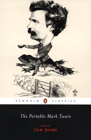 The Portable Mark Twain by Mark Twain