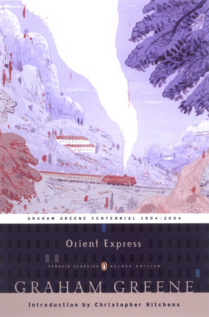 The cover of the book Orient Express