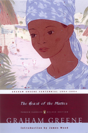 The cover of the book The Heart of the Matter