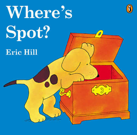 Where's Spot (color) by Eric Hill
