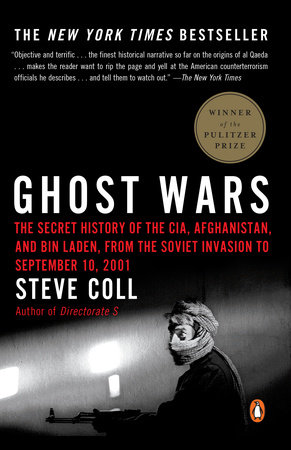 Ghost Wars Book Cover Picture