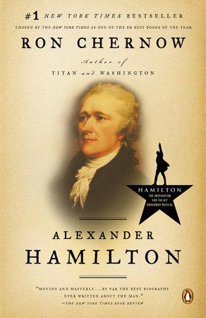 Alexander Hamilton Book Cover Picture