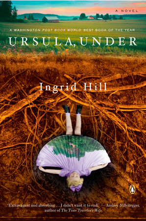 Ursula, Under by Ingrid Hill