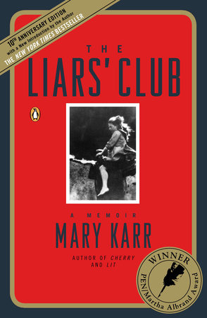 The Liars' Club Book Cover Picture