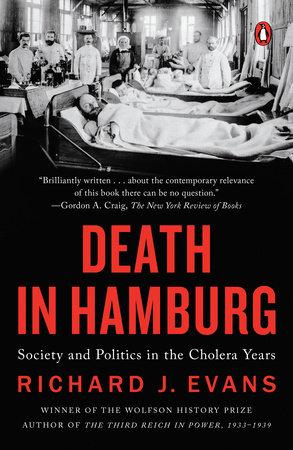 Death in Hamburg by Richard J. Evans