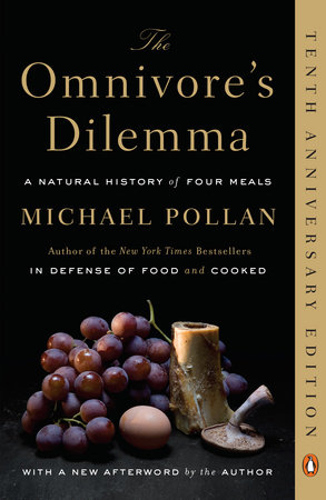 The Omnivore's Dilemma Book Cover Picture
