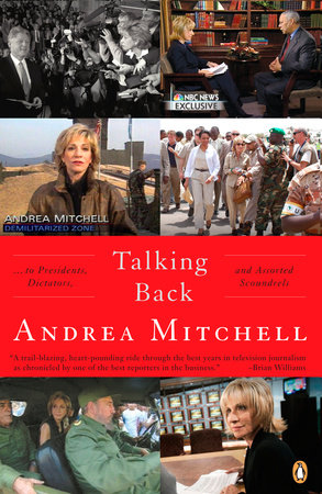 Talking Back by Andrea Mitchell