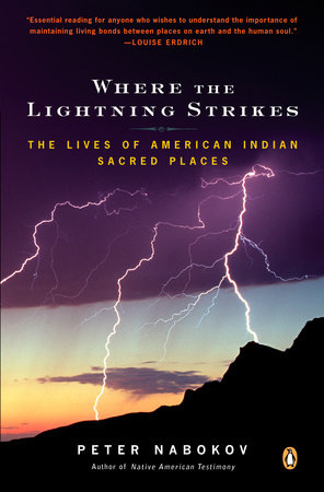 Where the Lightning Strikes by Peter Nabokov