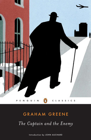 The Captain and the Enemy by Graham Greene