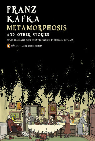 Metamorphosis and Other Stories Book Cover Picture