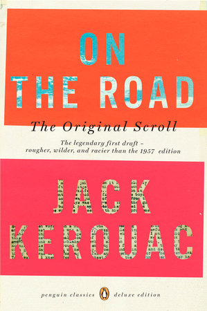 On the Road: The Original Scroll Book Cover Picture