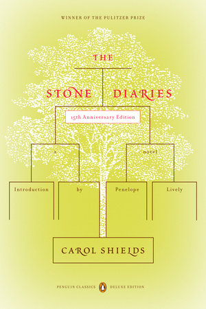 The Stone Diaries Book Cover Picture