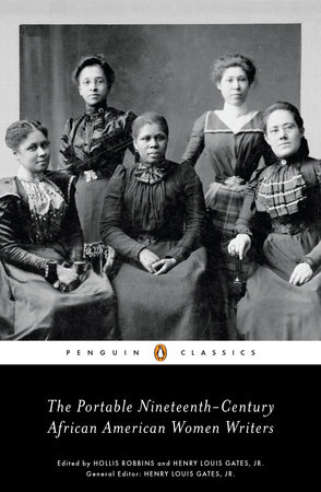 The Portable Nineteenth-Century African American Women Writers Book Cover Picture
