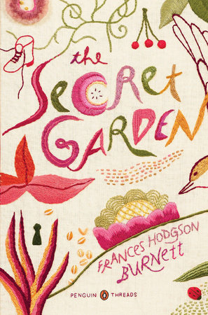 The Secret Garden Book Cover Picture