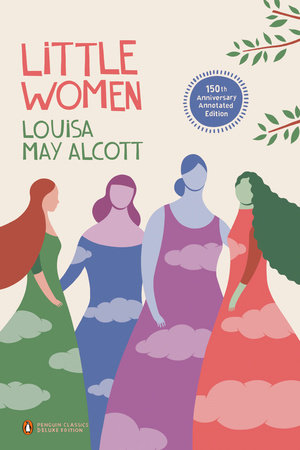 The cover of the book Little Women