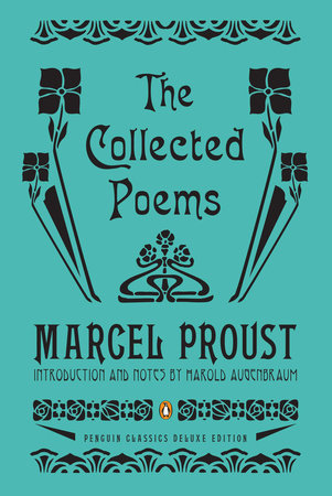 Collected Poems by Marcel Proust