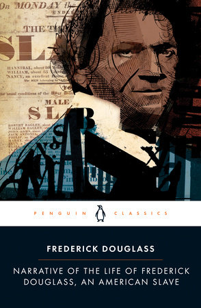 Narrative of the Life of Frederick Douglass, an American Slave Book Cover Picture