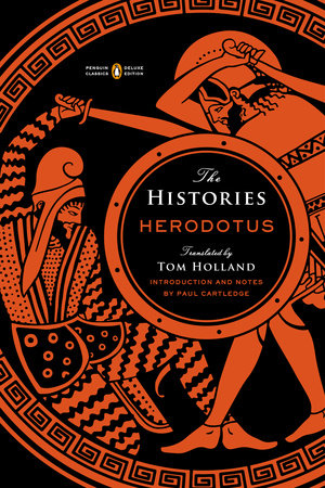 The Histories Book Cover Picture