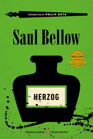 Herzog by Saul Bellow - Reading Guide: 9780143107675 ...
