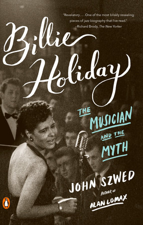 Billie Holiday Book Cover Picture