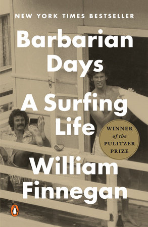 Barbarian Days Book Cover Picture