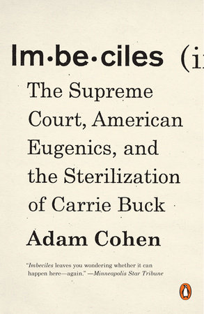 Imbeciles by Adam Cohen