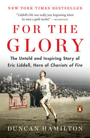 For the Glory Book Cover Picture