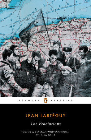 The Praetorians by Jean Larteguy