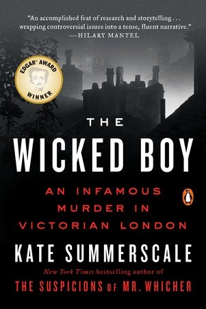The Wicked Boy Book Cover Picture