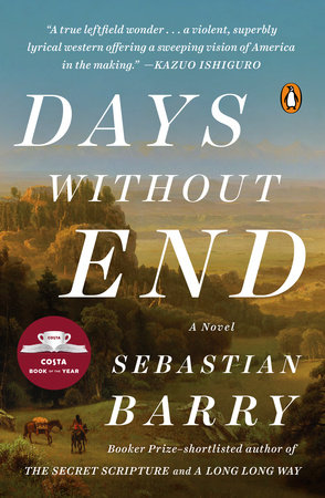 The cover of the book Days Without End