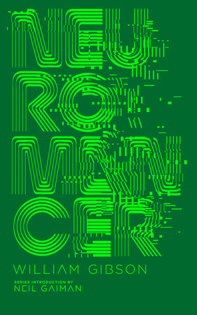 The cover of the book Neuromancer