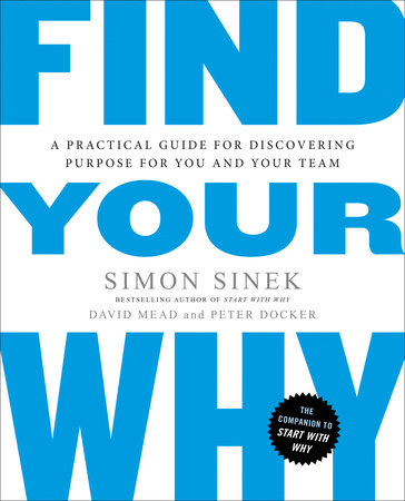 The cover of the book Find Your Why