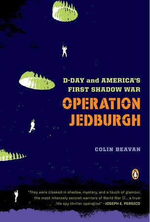 Operation Jedburgh by Colin Beavan